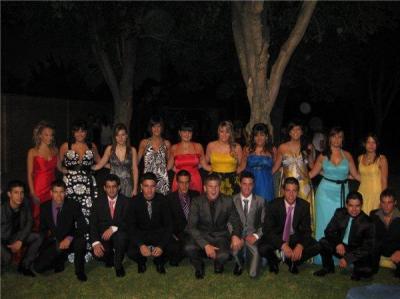 PRESENTACION DE REINAS 2009